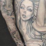 tattooskills design by maarten 1needle