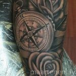 arm tattoos by maarten