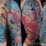 tattoos design by maarten japanese koi