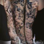 gangsta shit tattoos design by maarten